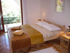 Apartmaji Žana - spalnica