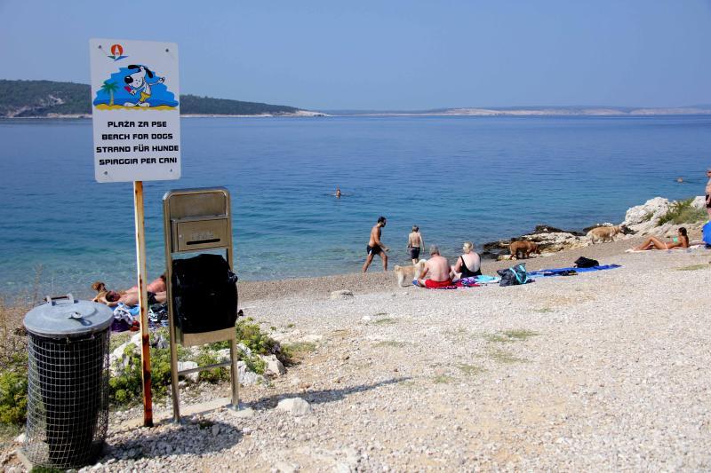 Plaža za pse Šilo