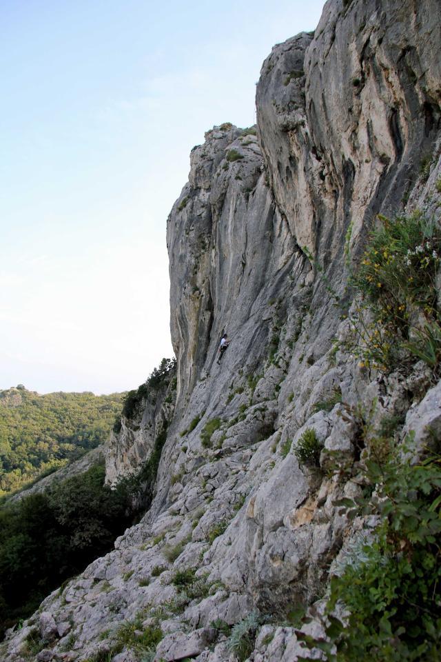 Plezalisce Portafortuna plezalec
