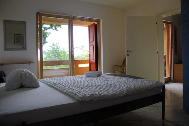 Villa Marija Baska spalnica