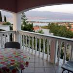 Apartmaji Bartol - razgled s terase