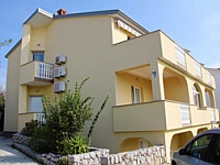 Apartmaji Bodganić - Apartmaji mesto Krk