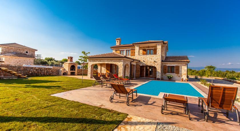Villa Mare - otok Krk