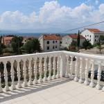 Apartmaji Horvatić, Malinska - pogled s terase