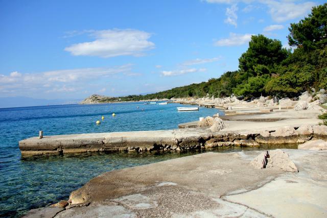 Plaže - Omišalj