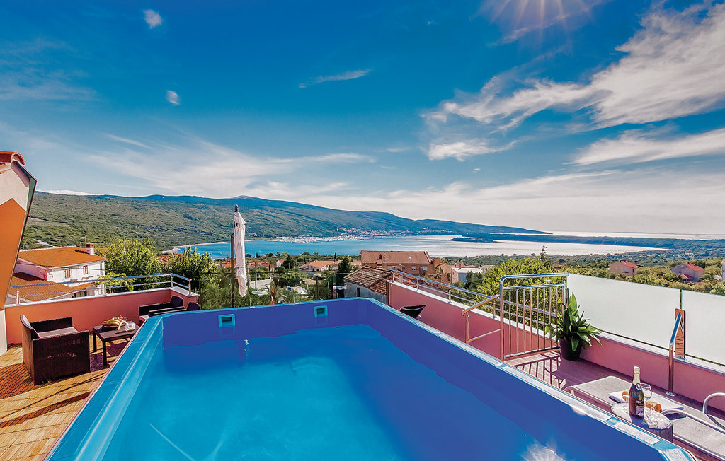 Luksuzna Villa Antonia, Kornić - otok Krk